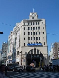 浅草駅全景