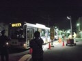 [中央線代行バス]東小金井乗り場全景