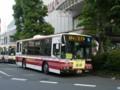 [中央線代行バス]小田急バス三菱MP 11-A6055