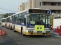 [中央線代行バス]東小金井バス乗り場全景
