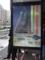 スカイツリータウン行きバスのポスター