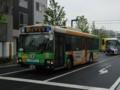 都営バス日野レインボー G-R582