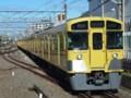 西武2000N系2081F[急行 西武新宿]