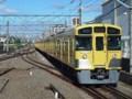 西武2000N形2067F[各停 西武新宿]