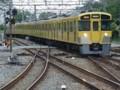 西武2000N系(西武新宿方後6両/拝島発)入線