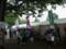 北山公園菖蒲まつり 物販ブース