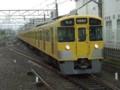 西武2000N系4R+4R[各停 西武新宿]
