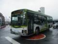 国際興業バス いすゞエルガ 6133