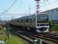 209-2000系 千葉行き