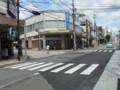 [なつまち聖地探訪]ろうきん前交差点