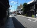 [なつまち聖地探訪]レトロな街並み