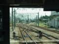 南入曽基地構内から信号場へ(進路表示[G])