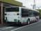 立川バス 三菱MP J914(木バス)非公式側後部