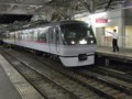 西武10000系10101F拝島特急回送萩山停車