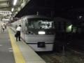 西武10000系10101F拝島特急回送上石神井停車