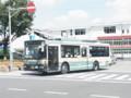西武バスUD+西工 UA A6-142