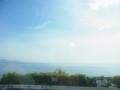 東海道線車窓(早川付近)