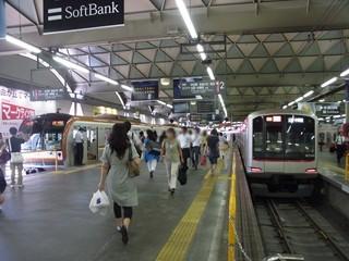 東京メトロ10000系/東急5050系5164F