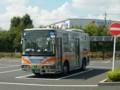 立川バス 三菱ME MMシャトル M27