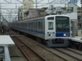 西武6000系6152F(東急東横線内習熟運転)