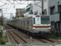 東京メトロ7000系7116F