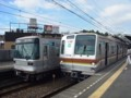 東京メトロ03系03-142F/東京メトロ7000系7116F