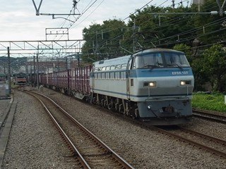 EF66 127+コキ