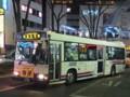 [中央線代行バス]京王バス 日野HR C20202
