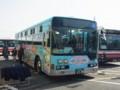江ノ電バス 三菱MP(えのんくんくラッピング)