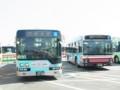 江ノ電バス・小田急バス並び