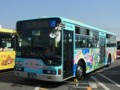 江ノ電バス 三菱MP(えのんくんラッピング)
