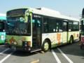 立川バスいすゞエルガミオ J379(リラックマバス4号車)