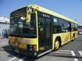 立川バス いすゞエルガH728(リラックマバス1号車)