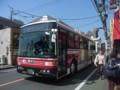 立川バス いすゞ+富士7E H725
