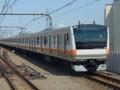 E233 T33編成(ももクロラッピング)