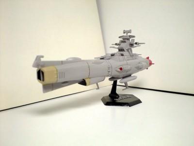 メカコレ 主力戦艦