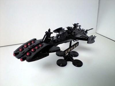 メカコレ 超巨大戦艦