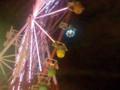 DSiで撮影したパレットタウン観覧車。