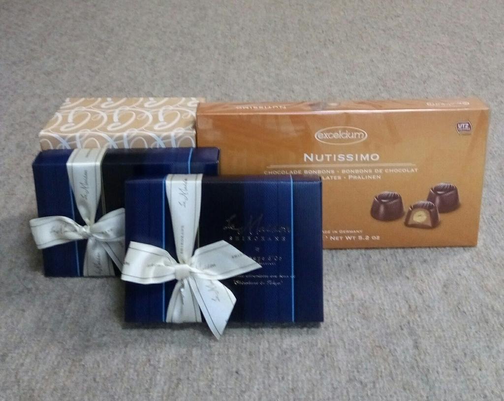 バレンタイン用チョコレート