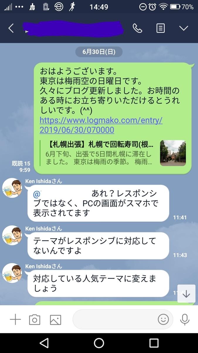 石田塾ライン