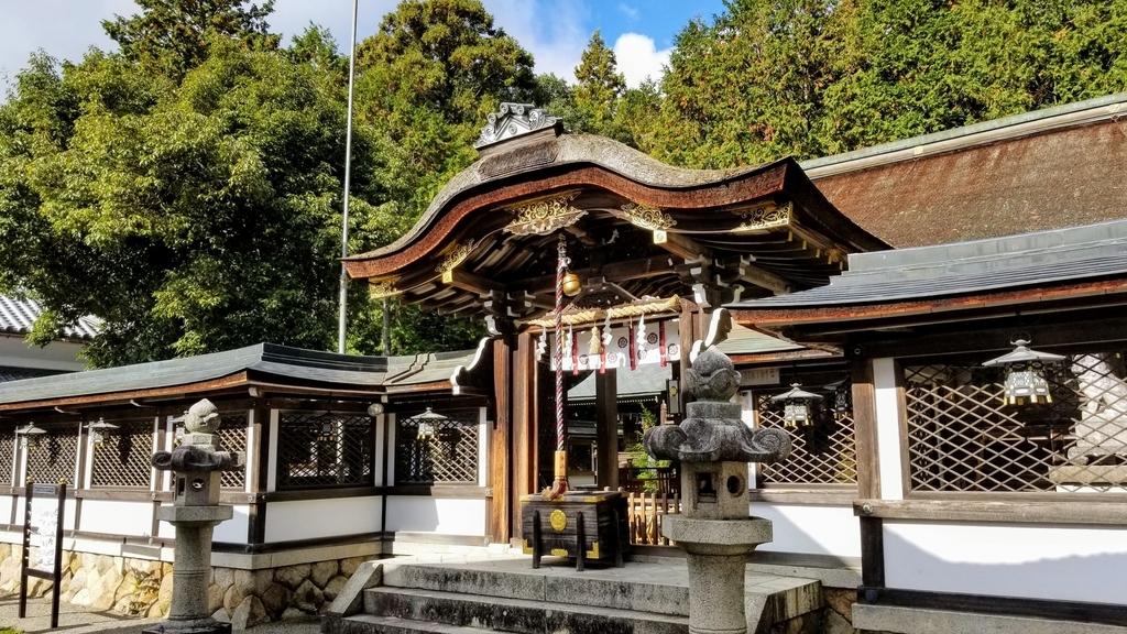 大鳥神社本殿