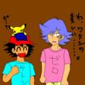 ポケモン ギラティナと氷空(そら)の花束シェイミ