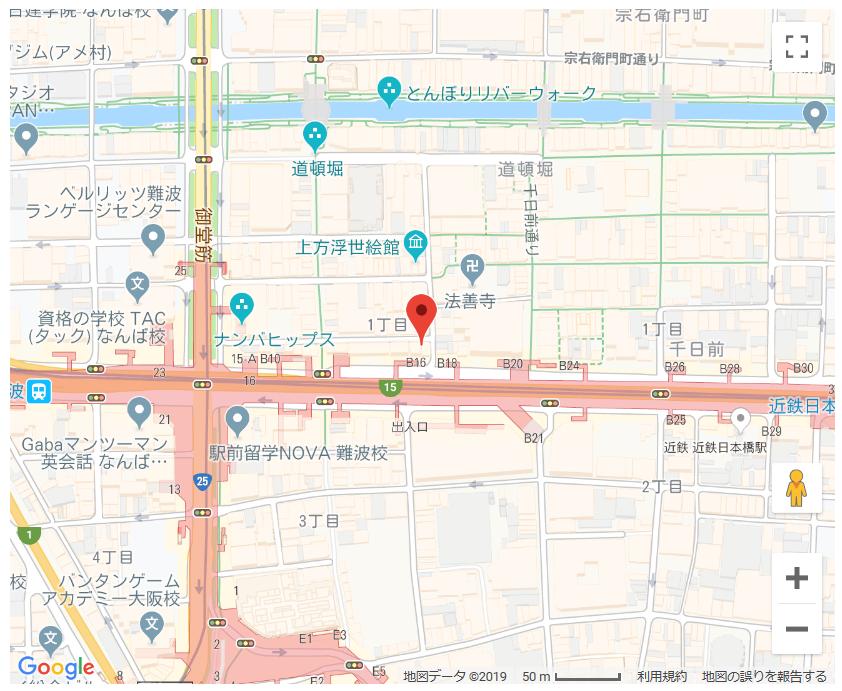 アルションの地図