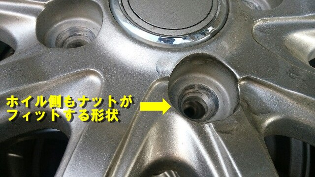 taiya.wheel nut shape