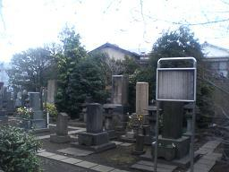 多紀氏一族墓