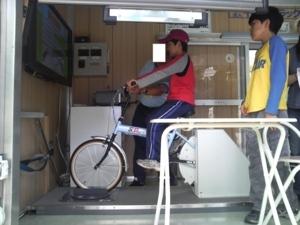自転車安全講習