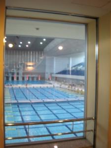 千葉県国際水泳場メインプール