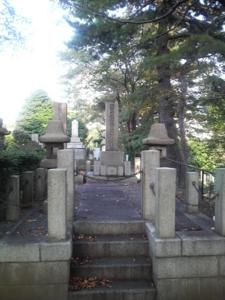 広瀬武夫墓