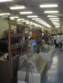 電気電子工学科研究室