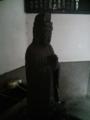 浄光菩薩石像